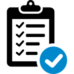 verification-of-delivery-list-clipboard-symbol